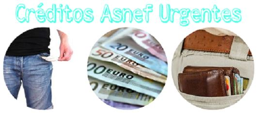 creditos asnef urgentes