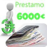 prestamo 6000 euros