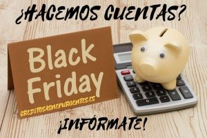 Préstamos Black Friday Asnef