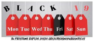 préstamos rápidos Black Friday