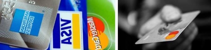 partes tarjeta de crédito visa
